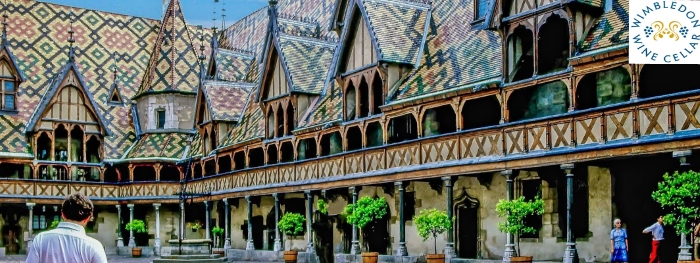 burgundy - hospice de beaune - wimbledon wine cellar