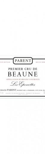 A Parent Beaune 1er Cru Epenottes 2010 6 x 75cl product image
