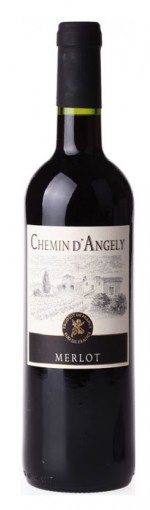 Chemin d`Angely Merlot 2014 6 x 75cl product image