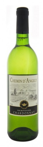 Chemin d`Angely Chardonnay 2014 6 x 75cl product image