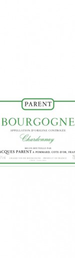 Anne Parent Bourgogne Blanc 2014 6 x 75cl product image