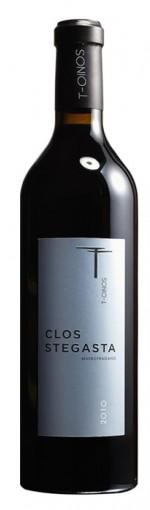 T-Oinos Clos Stegasta Mavrotragano 2013 6 x 75cl product image