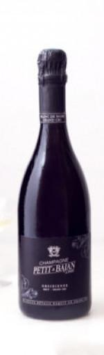 Petit&Bajan Obsidienne Champagne