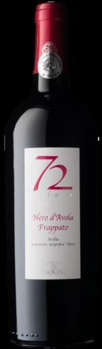 paolini 72 filera nero d avola fappato - wimbledon wine cellar