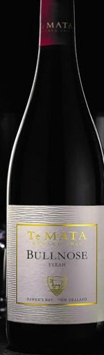 te mata bullnose syrah - wimbledon wine cellar