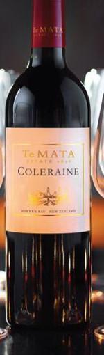 te mata coleraine - wimbledon wine cellar