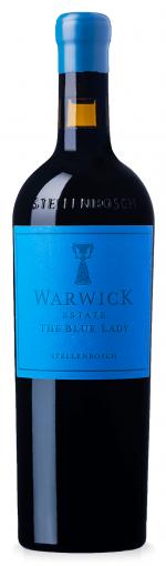 warwick estate blue lady cabernet sauvignon - wimbledon wine cellar