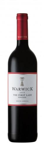 warwick estate first lady pinotage - wimbledon wine cellar