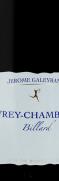 Jerome Galeyrand GEVREY-CHAMBERTIN BILLARD 2017 - wimbledon wine cellar