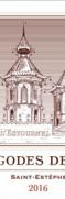pagodes de cos red 2020 - wimbledon wine cellar