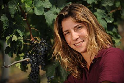 Greek Wine's New Wave: Elsa Picard of La Tour Melas