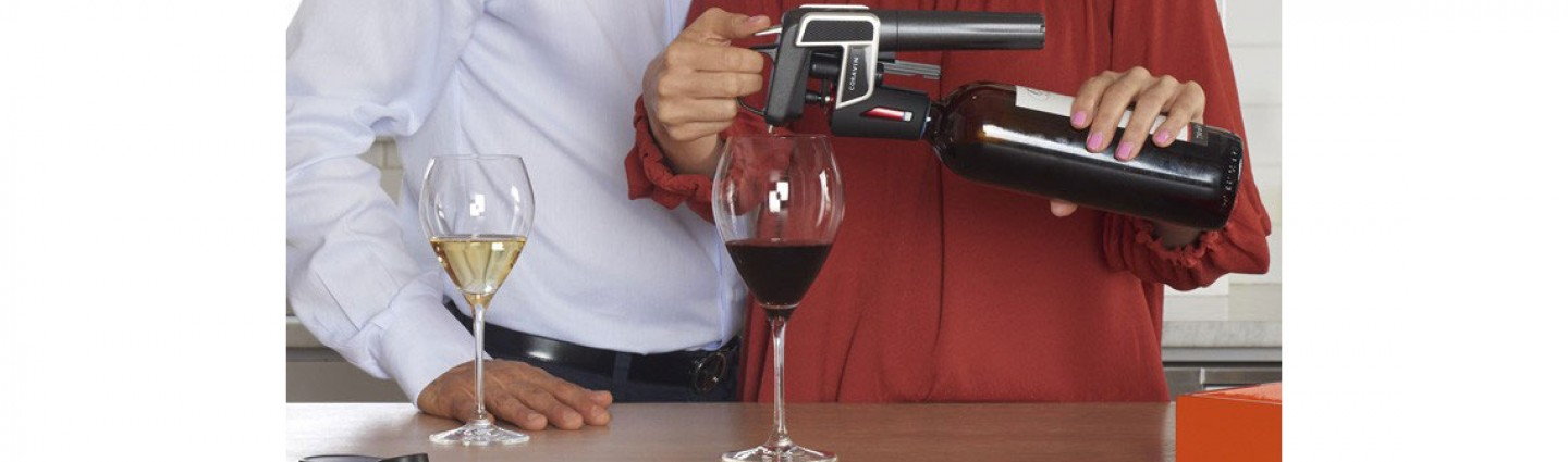 Taste wines at Wimbledon Wine Cellar with Coravin