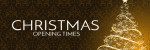 Christmas opening hours - wimbledon wine cellar