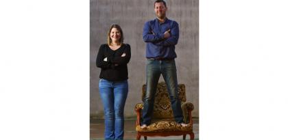 Marion Javillier and Pierre-Emmanual - Patrick Javillier - WImbledon Wine Cellar