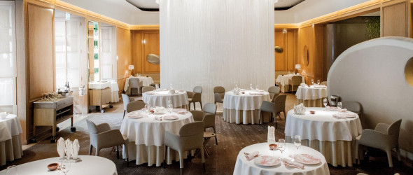 Alain Ducasse at The Dorchester Restaurant - Drink Our Wines Here - Wimbledon Wine Cellar